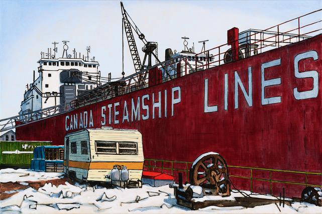 Drydock Port Weller