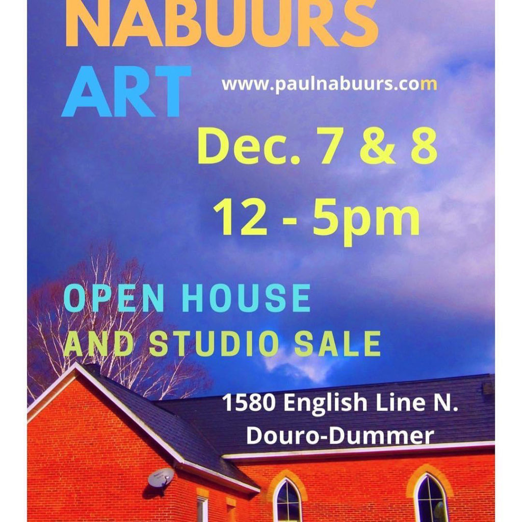 Open House December 7 & 8